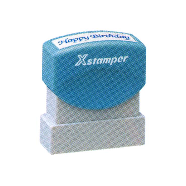 Xstamper 角型印0942号