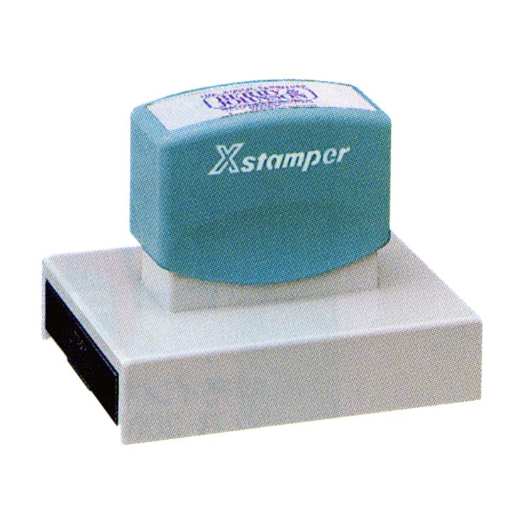Xstamper 角型印65100号